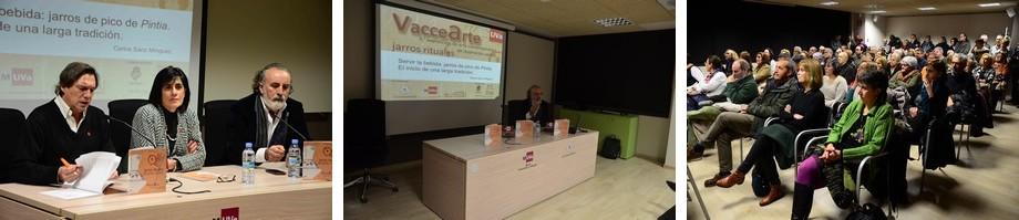 Daniel Villalobos, Felicidad Viejo y Carlos Sanz presentaron la nueva edición