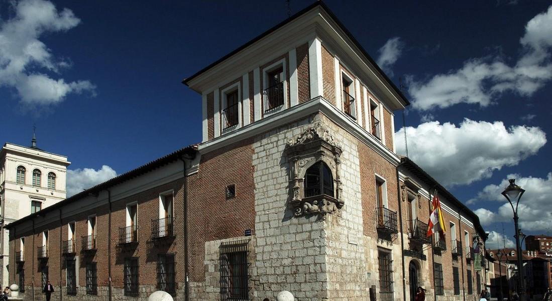 Palacio de Pimentel, sede de la Diputación Provincial de Valladolid