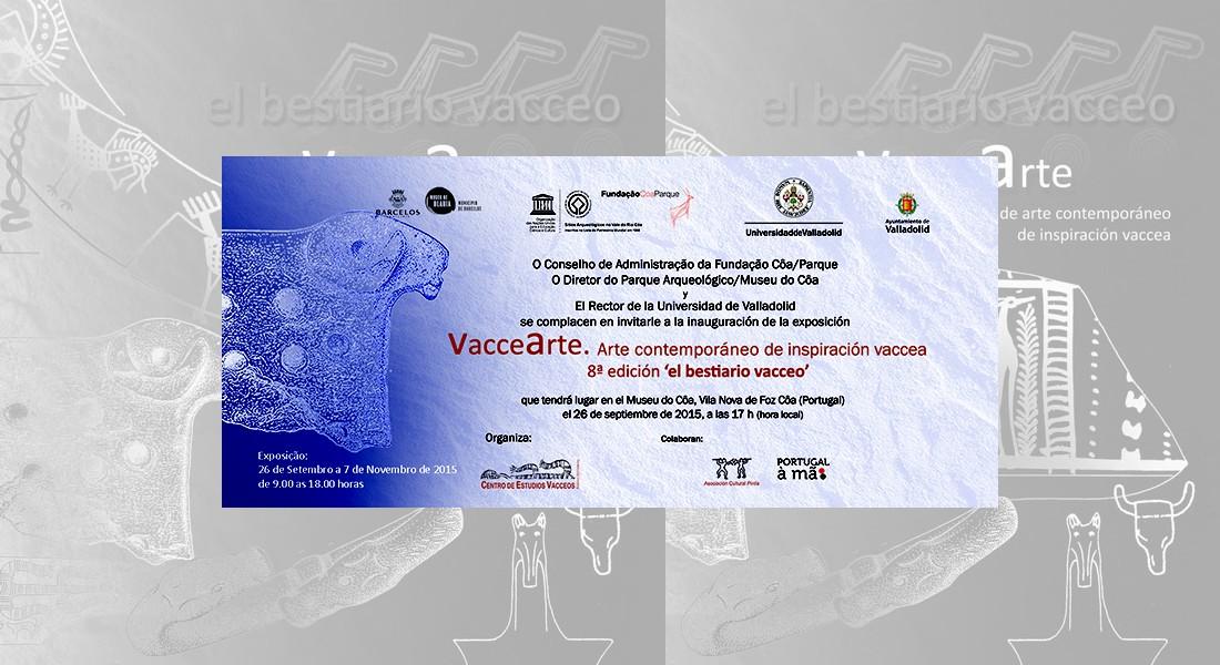 Inauguración de la 8.ª edición de VacceArte
