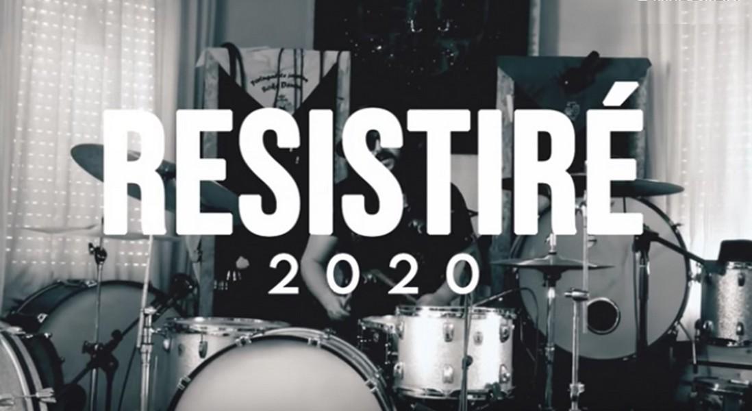 <i>Resistiré 2020</i>, vídeo oficial